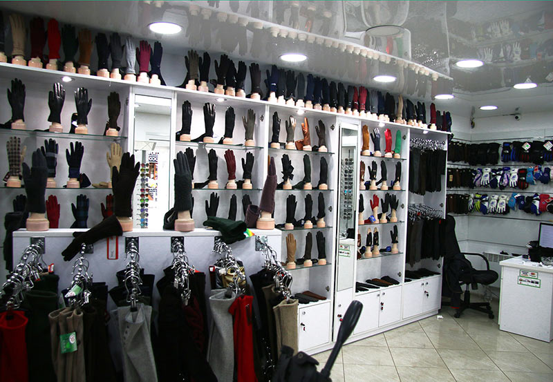 Магазин перчаток